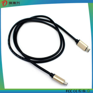 USB3.1 Type C to USB3.1 Type C Cable for cell phone pictures & photos