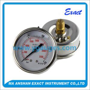 All Stainless Steel Pressure Gauge - Pressure Gauge Test Equipment pictures & photos