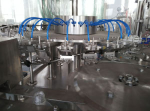 Automatic Carbonated Gas Drink Filler/ Bottle Filling and Sealing Machine pictures & photos