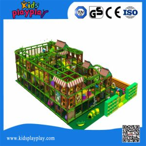 New Designed Kids Jungle Series Indoor Naughty Castle Indoor Playground for Sale pictures & photos