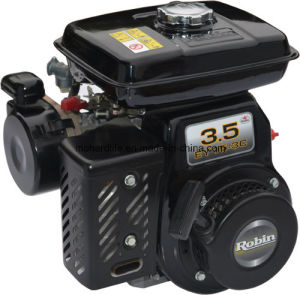 Robin Gasoline Engine 3.5HP (EY15) with Yellow or Black for Light Construction Machinery pictures & photos