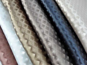 PVC Leather for Bags, Garment, Decoration, Notebook, Furniture (HS-Y77) pictures & photos