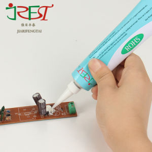100% Warranty Harmless Thermal Silicone Rubber Glue for Motor Control pictures & photos