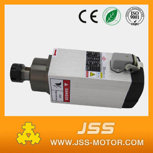 2.2kw 380V Air Cooling Square Spindle Motors pictures & photos
