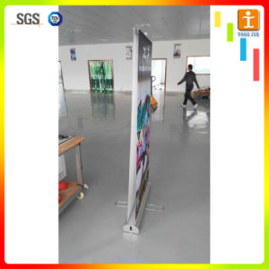 Aluminum Cheap Price Roll up Display Banner pictures & photos