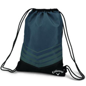 Polyester Non-Woven Fabric Student Drawstring Backpack Bag pictures & photos