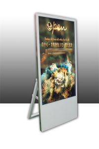 43 Inch LCD Ad Display/Digital Signage/Advertising Display with Ultra Slim IPS Screen pictures & photos