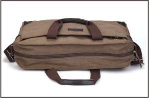 New Arrival Casual Men′s Canvas Messenger Bag pictures & photos