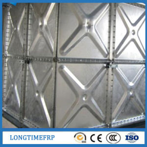 Modular Overhead Galvanized Steel Water Tank/Sectional Water Tank Price pictures & photos
