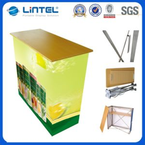 Folding Promotional Advertising Pop up Table (LT-09B) pictures & photos