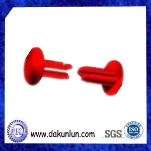 Factory Customized Colorful Plastic Nylon Rivet pictures & photos