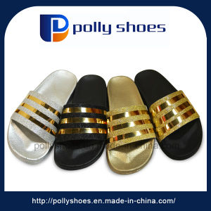 Hot Sale Cheap Rubber Men Slipper pictures & photos