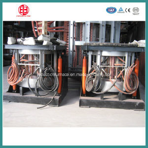 400kg~22ton/H Medium Frequency Induction Melting Furnace pictures & photos