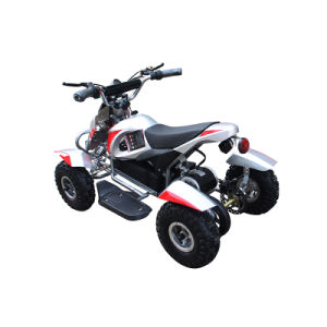 Automatic 4 Wheel Electric Quad Bike/ATV for Kids (SZE800A-1) pictures & photos