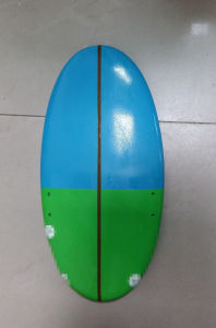 EPS Core Hand Board of Glassfiber Epoxy Resin Hand Surf Board pictures & photos