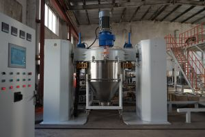 Ce Approved Automatic Container Mixer for Powder Coating pictures & photos