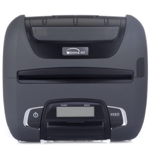 4 Inch Bluetooth Mobile Receipt Thermal Printer Woosim Wsp-I450 pictures & photos