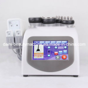 Lipo Laser Patch Thin Body RF 40k Ultrasonic Multipolar Vacuum Body Slimming Fitness Fat Burning Beauty Machine pictures & photos