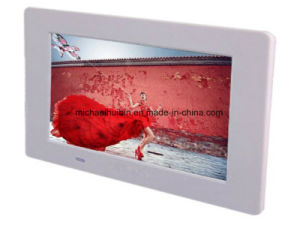 Customied Ultra Thin TFT LCD Screen Digital Picture Frame (HB-DPF706A) pictures & photos