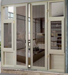 Best Price Custom New Design Used Casement Pictures Thermal Break Aluminum Window and Door pictures & photos
