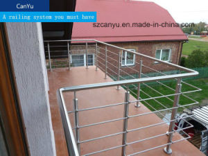 Stainless Steel French Balcony Railings Prices Can Cuatomized pictures & photos