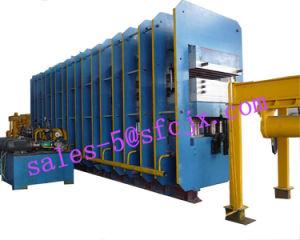 Vulcanizing Press for Conveyor Belt