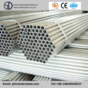 Manufacturer Gi Pipe Galvanized Green-House Used Steel Pipe and Tubes pictures & photos