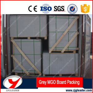 Wall Decoration Fireproof Grey Magnesium Oxide Board pictures & photos