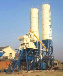 Hzs75 Concrete Batching Plant pictures & photos