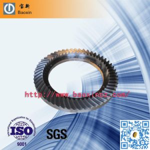 BS 708m40 Spiral Bevel Gear for Cutting Machines pictures & photos