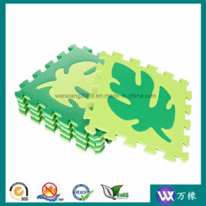 Wholesales Water Resistant Gym EVA Foam Floor Jigsaw Mats pictures & photos