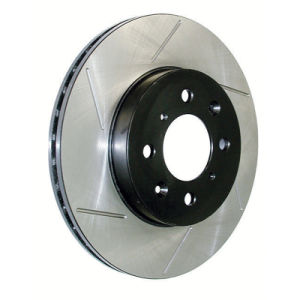 Performance Brake Disc Drilled & Slotted pictures & photos