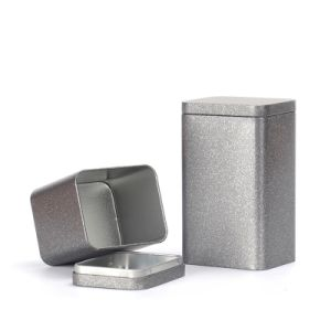 Square Tea Tins Coffee Cans pictures & photos