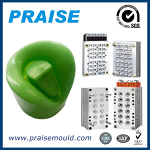 PP Cleaner Bottle Spray Cap Plastic Injection Mould pictures & photos