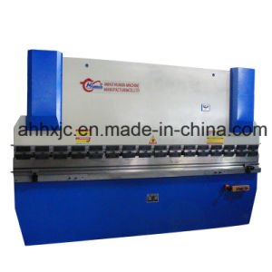 New Wf67y 100t/3200 Hydrauic Press Brake with Ce Certification for Hardware pictures & photos