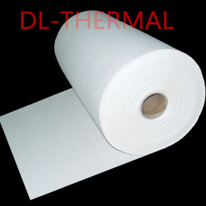 Energy Saving Refractory No-Binder Ceramic Paper pictures & photos