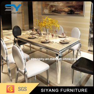 Wedding Restaurant Furniture Hotel Banquet Dining Table pictures & photos