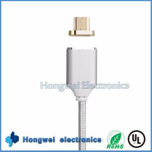 Android Micro Magnetic Adapter Charging USB Cable for Smart Phone Tablet pictures & photos