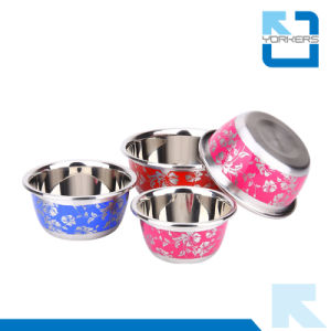 Wholesale Multipurpose Colourful Stainless Steel Mixing Bowls pictures & photos