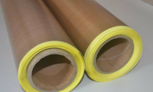 Heat Resistant Tape with Teflon Coated Fiberglass pictures & photos