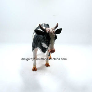Most Popular Plastic Funny Cow Toys Factory pictures & photos