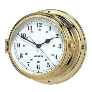 Arabic Numerals Dia Marine Quartz Clock pictures & photos