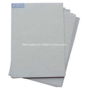 Microfiber Glass Air Filter Media for Gas Turbine pictures & photos