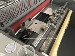 Hottest Machinery Competitive Price Manual Film Laminator for Paper Sheet (FMY-D920) pictures & photos