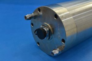 5.5kw Torque Spindle Motor with Water-Cooling (GDK125-18-24Z/5.5) pictures & photos