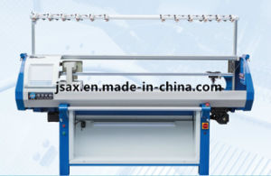 Single System Fully Fashion Regulan Flat Knitting Machine (AX-132SM) pictures & photos