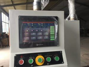 Used 600mm Width Full-Automatic High-Speed Bag Making Machine Made in Taiwan pictures & photos
