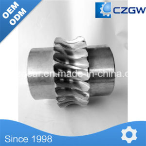 Custom Made Straight Tooth Spur Gear for Reducer Transmission Gear pictures & photos