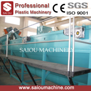 Waste Plastic Recycling and Washing Machine pictures & photos