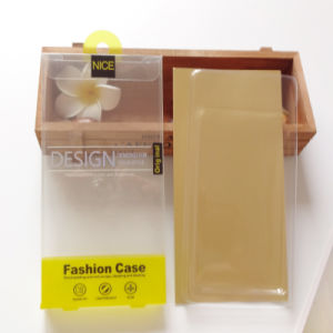 vacuum thermoform disposable clear electronic phone case packaging card blister (PVC blister) pictures & photos